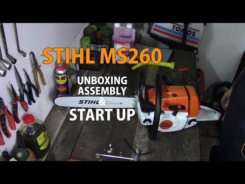 STIHL MS260