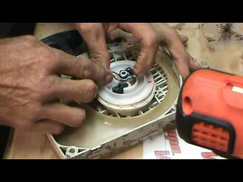 Stihl Starter Pawl Replacement