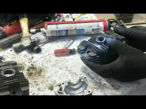 Rebuilding Stihl chainsaw part 2