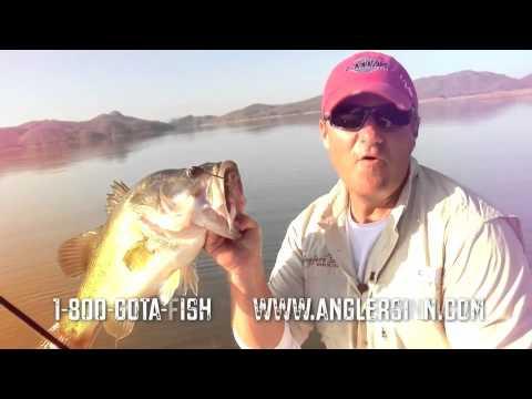 Stihl Reel in the Outdoors with Joe Thomas on Lake Picachos