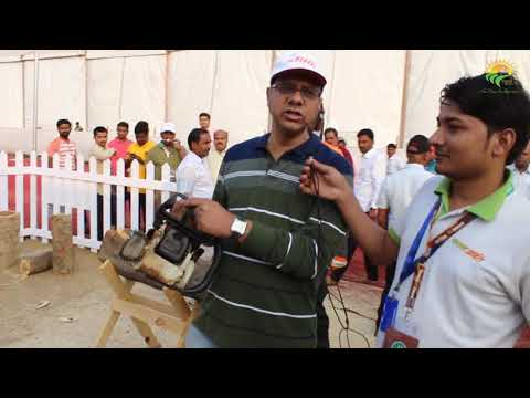 KISAN 2018 : A Brief introduction of STIHL INDIA by Mr Shobhit Bahal