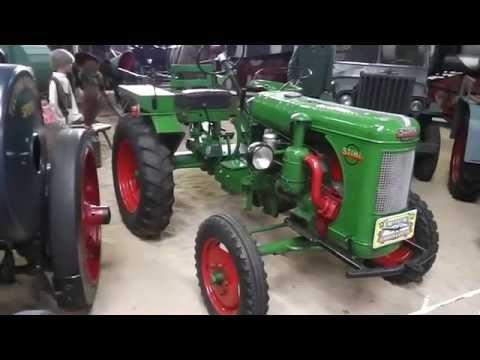 Stihl Allzwegschlepper 140 – Tractor from 1949