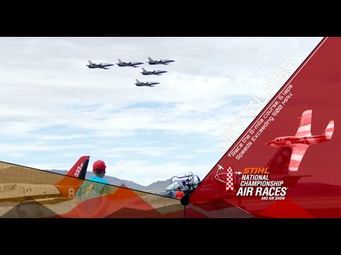 Jet Class – STIHL National Championship Air Races