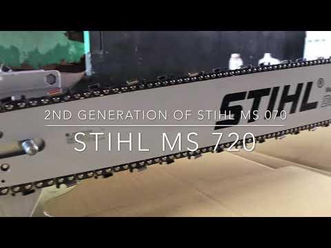 STIHL MS 720